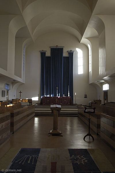 [Chapel of the College of St. Hild and St. Bede, University of Durham]