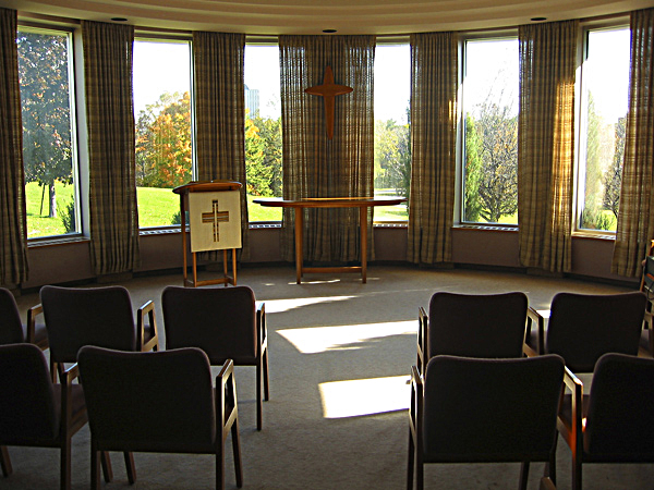[Chapel of St. Paul's College, University of Waterloo]