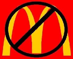 [No McDonaldization]
