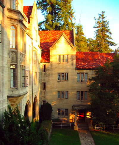 [Bowles Hall at Berkeley]