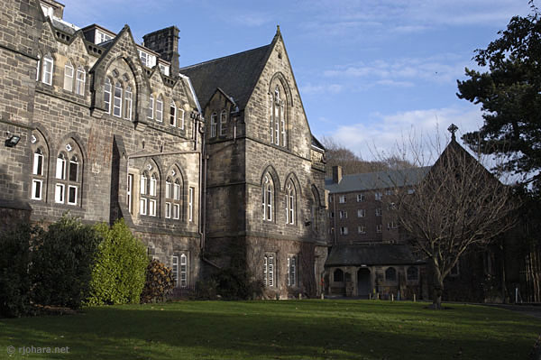 [Buildings of Hild-Bede College, Durham University]