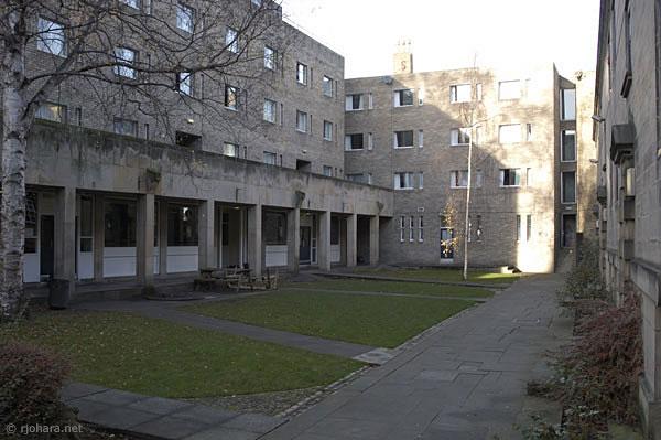 [Dunham Court in Hatfield College]